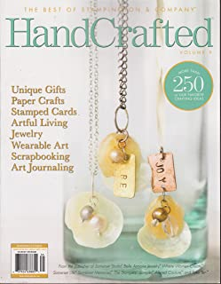 The Best of Stampington & Company Handcrafted Magazine Volume 9