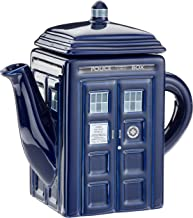 Dr Who - Tetera, diseño de Tardis