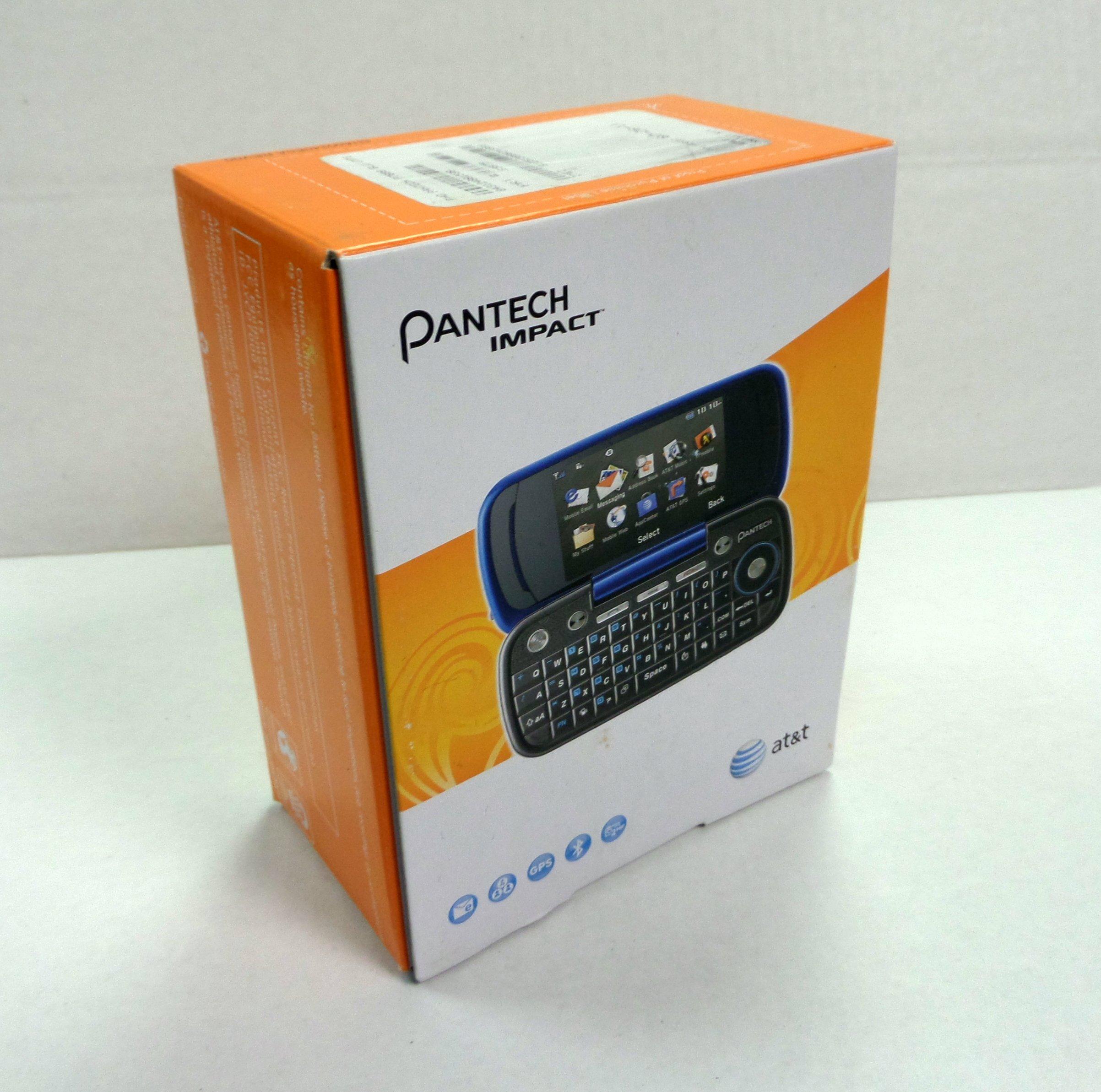 Pantech Impact P7000 QWERTY Phone
