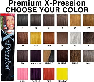 Best xpression hair color Reviews