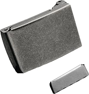Military Style Flip Top Belt Replacement Buckles 1.25 Width