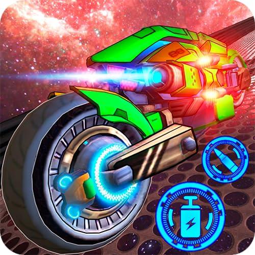 Space Bike Galaxy Race
