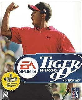 Tiger Jam 99 Gift - EA Sports Tiger Woods 99 PGA Tour Golf