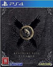 Resident Evil Village Steel Book - (PS4) - KSA Version