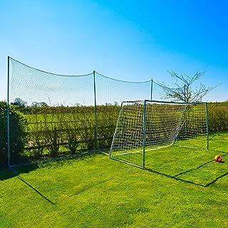 soccer goal backstop