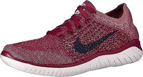 Nike WMNS Libre RN Flyknit 2018, Chaussures d'Athlétisme d'Athlétisme Femme  les ventes chaudes