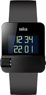 Braun - BN0106BKBKG - Montre - Homme - Quartz Digital - Bracelet Caoutchouc