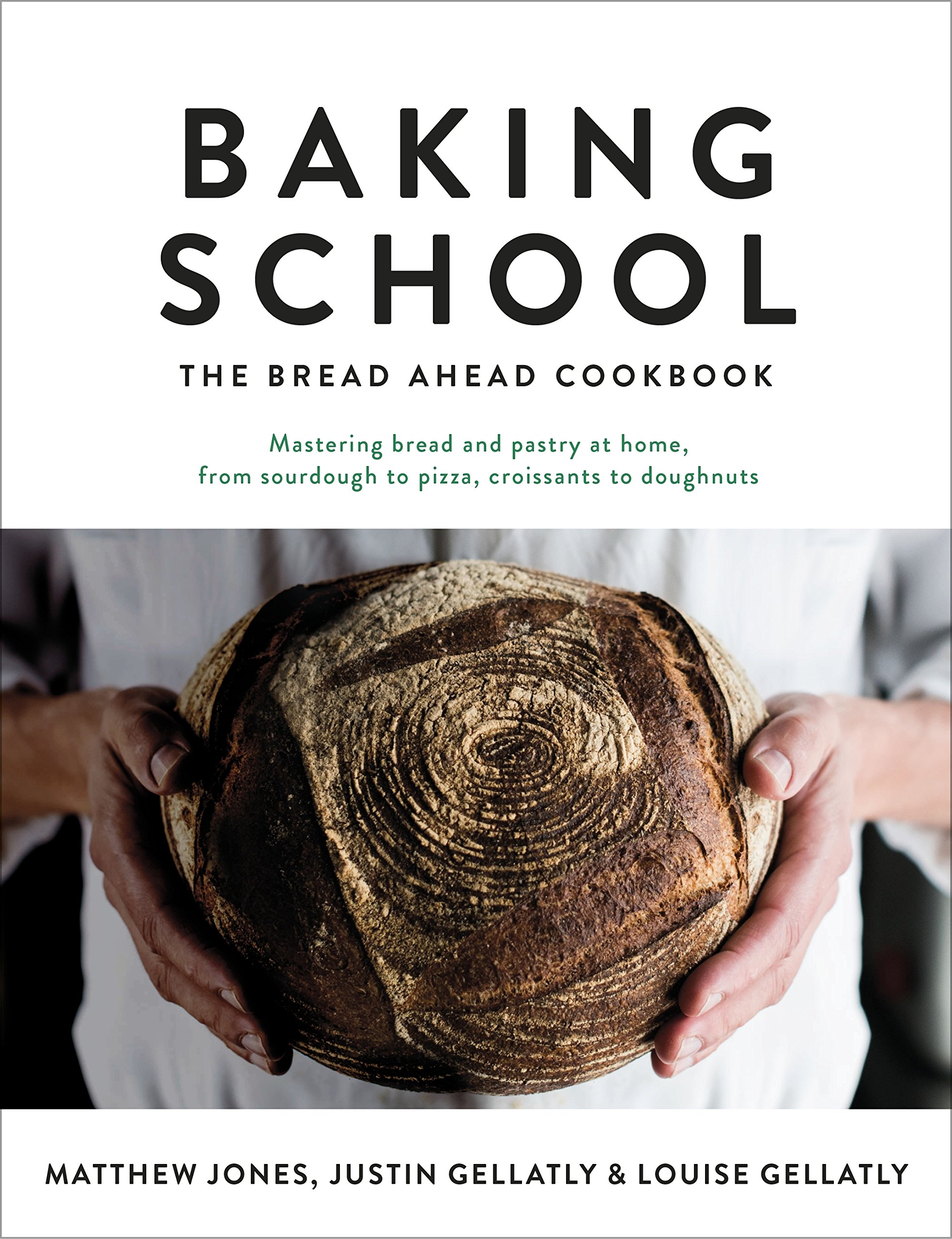 Image OfBaking School: The Bread Ahead Cookbook