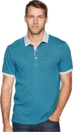 Eco Striped Polo