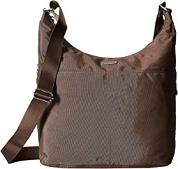 Baggallini - Hobo Crossbody with RFID Wristlet