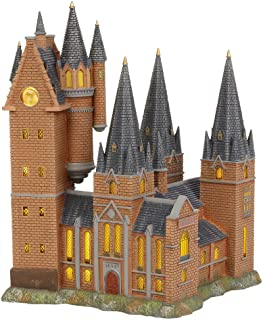 Department 56 Harry Potter Village Hogwarts Astronomy Tower Lit Building, 12.2 Inch, Multicolor