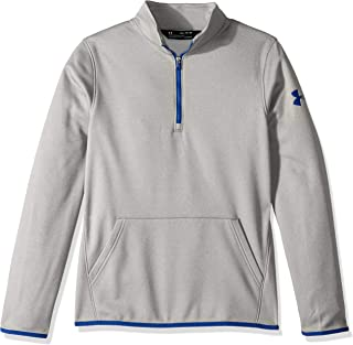 Under Armour Boys Fleece 1/2 Zip