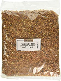 Brewer'sBest 2435A Bulk Dried Citrus Peel For Beer and Wine Making, (Tangerine) Brewing Flavoring, 1 lb