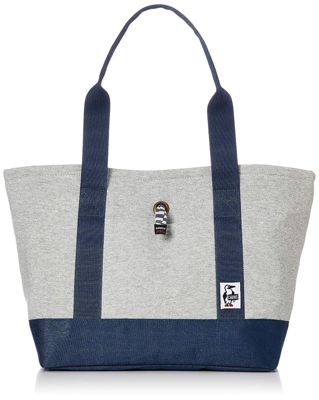 外観アラブ人不均一[チャムス] Tote Bag Sweat Nylon CH60-2674