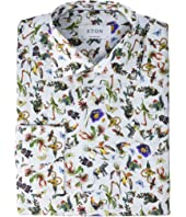 Eton - Contemporary Fit Animal Transformation Shirt