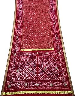 pure silk bandhani sarees