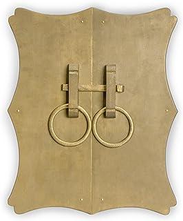 مجموعة أدوات لوحة خلفية من خشب الخيزران النحاسي CBH مقاس 25.4 سم × 30.48 سم