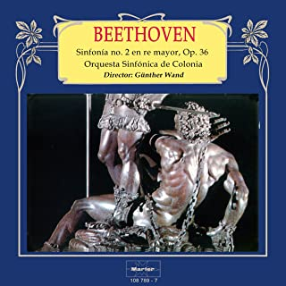 Beethoven: Sinfonía No. 2 in D Major, Op. 36