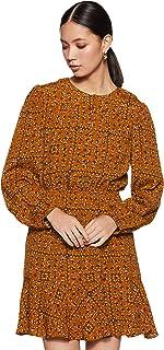 Marks & Spencer Rayon a-line Dress
