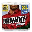 Brawny Paper Towels, 2 XL Rolls, Pick-a-Size, 2 = 4 Regular Rolls