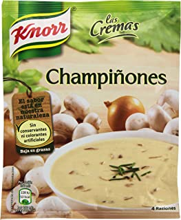 Knorr Crema Desh Champiñones - 62 gr