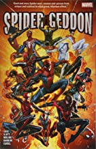 spider geddon comic