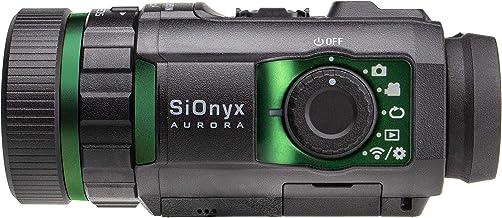 SIONYX Aurora I Full-Color Digital Night Vision Camera with Hard Case I Infrared Night..