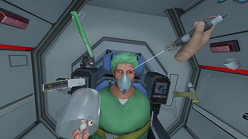 Surgeon Simulator Experience Reality US