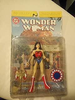 "Terry Dodson Wonder Woman 6/"" Figure DC Direct Toys nonmint collectibles"