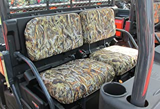 Durafit Seat Covers Kubota RTV X900, RTV X1100, RTV X1120D and 1140 Fronts New Models Savanna Camo Seat Covers