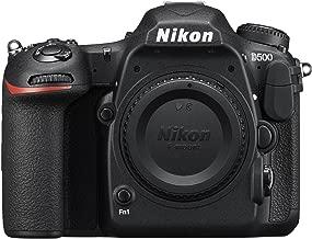 Nikon D500 DX-Format Digital SLR (Body Only) (International Model)