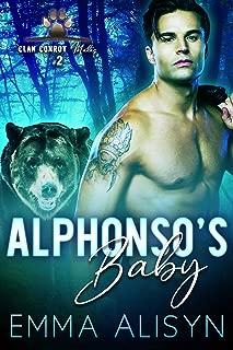 Alphonso's Baby: A BWWM BBW Bear Shifter Romance (Clan Conroy Mates Book 2)