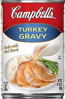 Best campbell's turkey gravy ingredients Reviews
