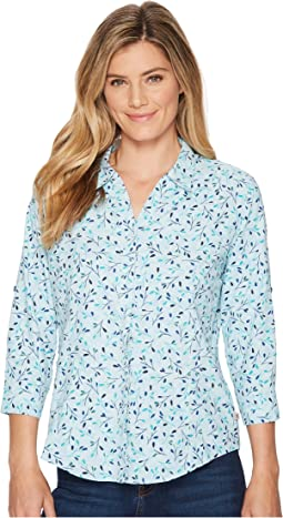 Royal Robbins - Expedition Chill Print 3/4 Sleeve Top