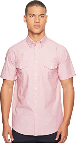 Ben Sherman - Short Sleeve Fashion Interest Shirt