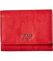GUESS - Keaton Small Leather Goods Small Trifold