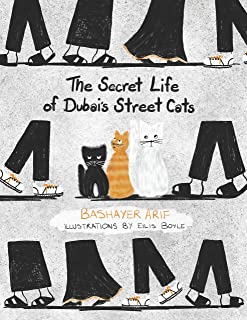 The Secret Life of Dubai's Street Cats