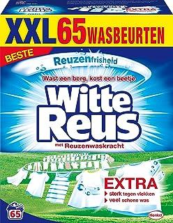 Witte Reus Waspoeder, Poeder Wasmiddel, Witte Was, 65 wasbeurten