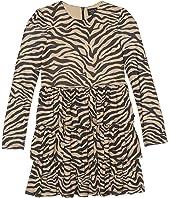 Zebra Rara Dress (Big Kids)