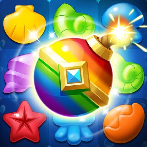 Ocean Splash 3-Gewinnt: kostenlose Puzzlespiele