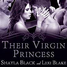 Their Virgin Princess: Masters of Menage, Book 4