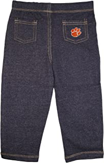 clemson tiger paw pants