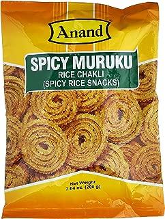Anand Spicy Muruku Rice Chakli 7 Oz