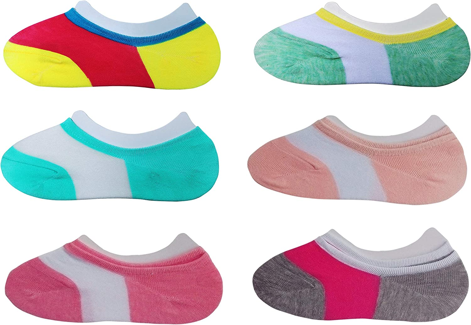 b7ad2f0295f73 Liner No Show Low Cut Socks For Flats Athetic Cotton For Kids Girls ...