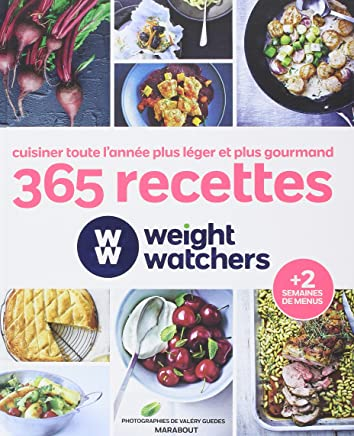Livre De Cuisine Weight Watchers