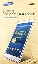 Samsung Galaxy Tab 4 Nook Edition 8GB Tablet WiFi (7-Inch, White) SM-T230NU