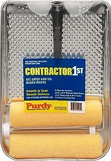 Accessories Contractor 1st 4 Piece Paint Kit