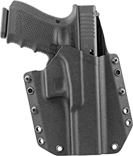 Mission First Tactical MFT Glock 17 22 Gun Holster OWB Outside Waist Band Kydex Boltaron Adjustable Cant US Made