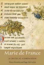 Marie de France: A Critical Companion (Gallica Book 24)