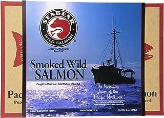 SeaBear Smoked Salmon, 6 Ounce Unit